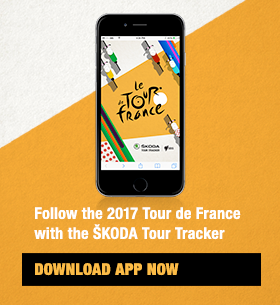Download the ŠKODA Tour Tracker
