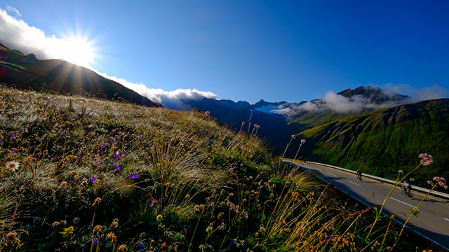 Movie famous....The Furka Pass in all its splendour (Steve Thomas)