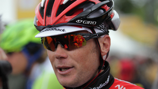 Chris Horner at the 2011 Amgen Tour of California (Image: Getty)