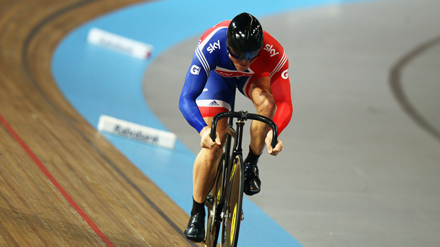 Chris Hoy. Photo: Getty