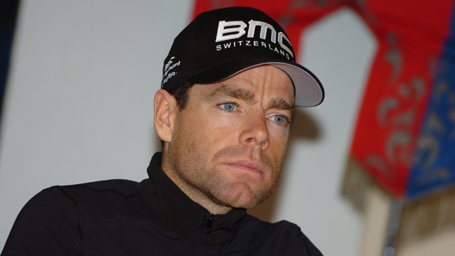 2011 Tour de France winner Cadel Evans (Sirotti)