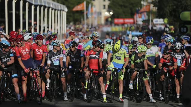 Tour Down Under: A victim of its own success? (AFP/Mark Gunter)