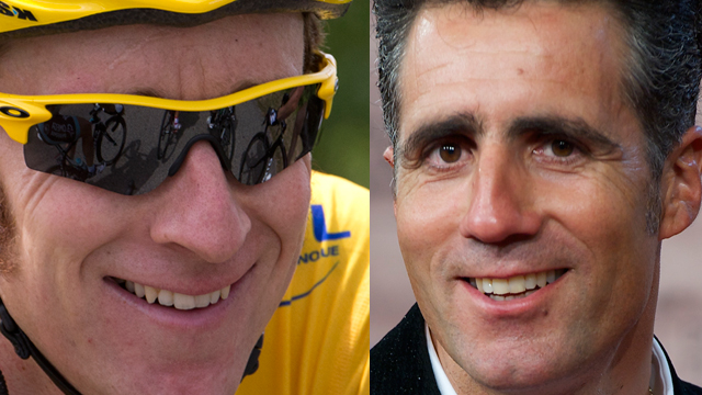 Like for like? Bradley Wiggins and Miguel Indurain have been compared because of their similar race-grind styles.