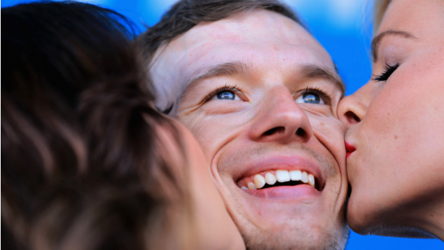 Leopold Konig... The sky's the limit, but perhaps not at Team Sky. (Getty)