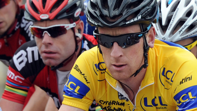 Experience .... Evans has it over Wiggins, but could 2012 be the Briton's year at the Tour de France? (Getty Images)