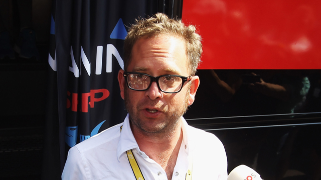 Garmin-Sharp team principal Jonathan Vaughters (Getty Images)