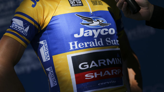 Who will ride away with the Jayco Herald Sun Tour champion's jersey? (Mark Gunter)