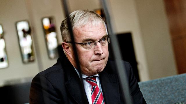International Cycling Union President Pat McQuaid (Getty Images)