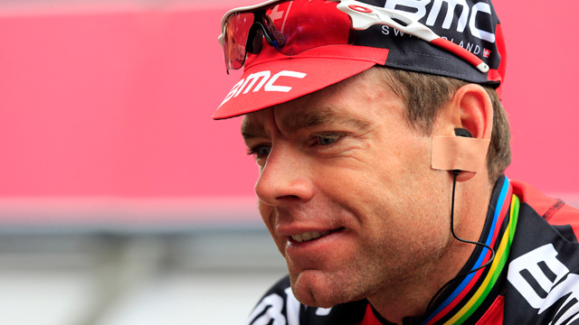 Cadel Evans success is yet to penetrate into mainstream media (Getty Images)