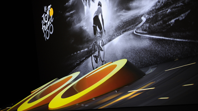 The 100th edition of the Tour de France is set to start in June of 2013 (Getty Images)