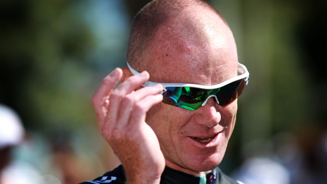 Stuart OGrady brings more than sporting value to GreenEDGE (AAP)