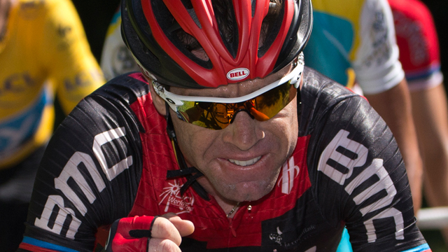 Cadel Evans (BMC), Image: Getty