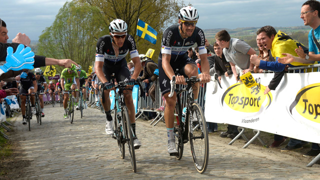 Omega Pharma-Quick Step may have had the numbers but they didn't have the game plan (Sirotti Images)