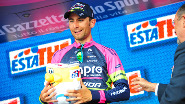 After a doping suspension Diego Ulissi will restart his career at the Volta al Pais Vasco (Sirotti)