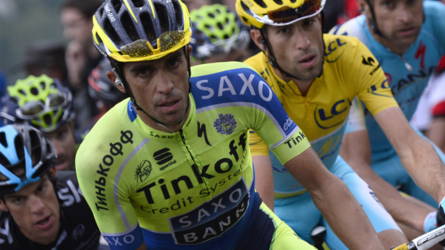 As the pressure mounts, how will different riders respond? (Getty Images)