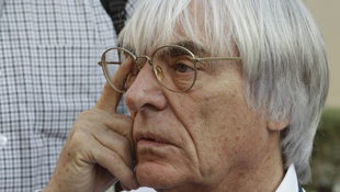 Bernie Ecclestone. Photo: AAP