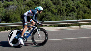 Leopard Trek team leader Andy Schleck (AAP)