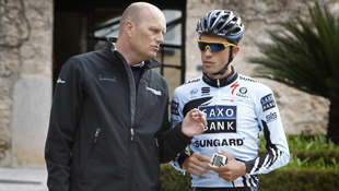 Bjarne Riis and Alberto Contador share a common toughness and resilience (Image: Getty)