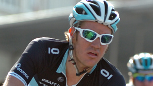 Wouter Weylandt of Leopard Trek (Image: Sirotti)