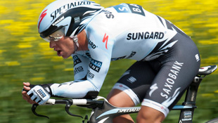 Richie Porte, Saxo Bank-Sungard (AAP)