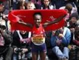 Kenyan runner Mary Keitany expecting second child
