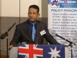 Who is Danny Nalliah and what is Rise Up Australia?