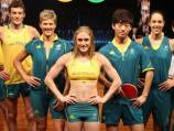 Australia's new Olympic uniforms unveiled