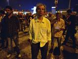 Lone vigil prompts silent protests in Turkey