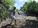 Haiti faces food shortage after Sandy: UN