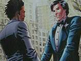 Advocates marvel at X Men's gay marriage