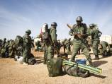 Troops surround Timbuktu
