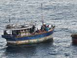 Dead Burmese asylum seekers 'thrown overboard'