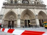 Writer takes own life in Paris' Notre Dame