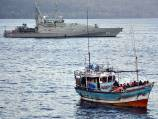 Boat with 146 asylum seekers intercepted