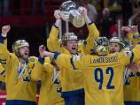 Sweden clinch ice hockey world title