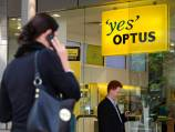 Optus flags fall in mobile revenue in 2014