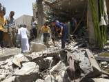 Toll from Iraq carnage rises to 73 dead