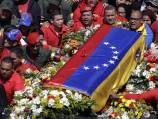Final march held to honour Chavez