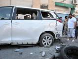 Italy diplomats in Libya escape car blast
