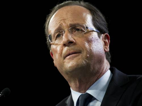 French President Francois Hollande (Getty Images)