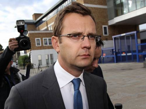 Andy Coulson. (Getty Images)