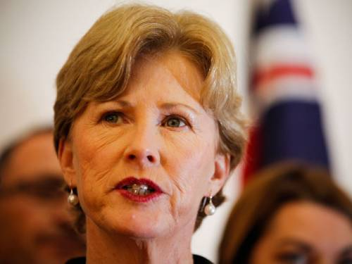 Greens leader Christine Milne. (AAP)