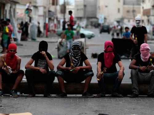 Bahrain has been criticised for its ban on protests and gatherings. (AAP)