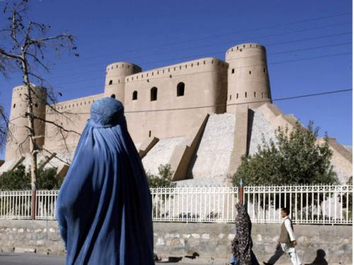 The case has highlighted commonplace oppression and violence faced by women in Afghanistan. (FILE:GETTY)