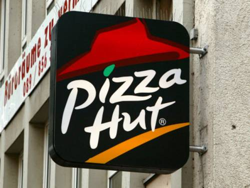 Sausage or pepperoni? Pizza Hut changes its