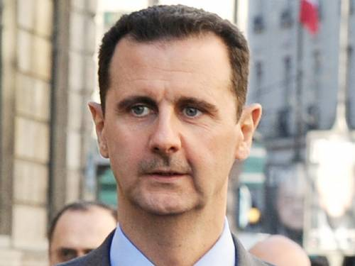 Assad has long characterised the brutal 17-month conflict as a fight against foreign 'terrorists' aided by the West and Syria's Sunni Muslim foes in the region, including Saudi Arabia. (Getty)