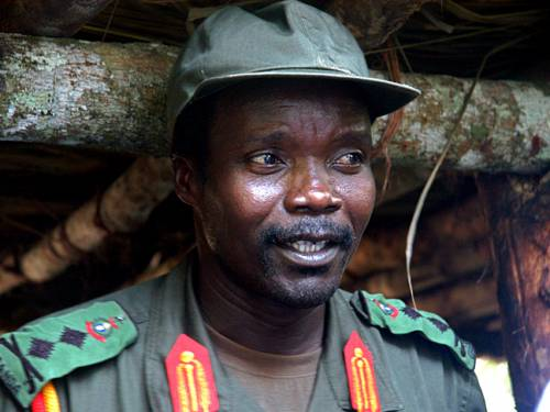 LRA leader Joseph Kony (Getty)