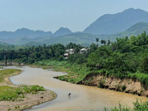 The Mekong has become a battleground between hydropower dam projects and the survival of the world's greatest freshwater fisheries. (Getty Images)