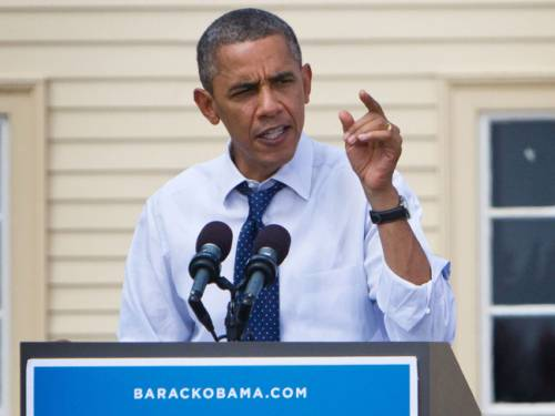 A glum US jobs market report for August was bad news for President Barack Obama's reelection fight. (Getty)