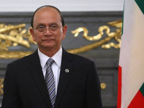 The shake-up is the biggest since President Thein Sein's government took office from the former military junta in March last year. (Getty)